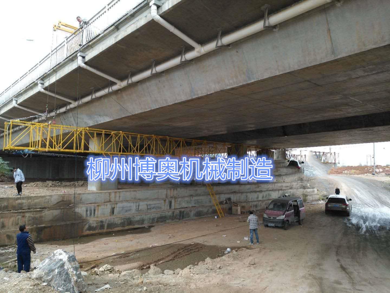 桥梁检修车1