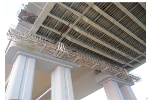 桥梁检测挂篮3