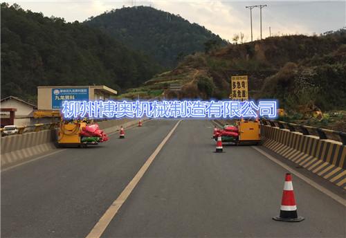 桥梁检修平台7