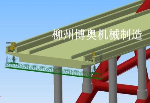 安徽高速使用橋梁檢修車的施工成本介紹