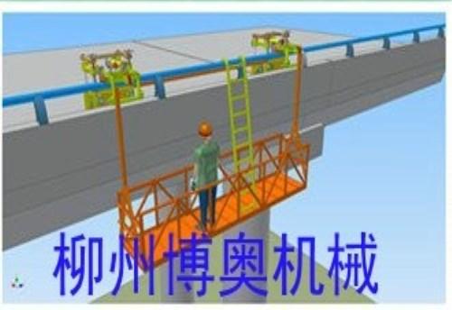 全方位了解簡易型橋梁檢測車/測評/效率/優點