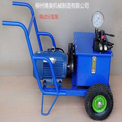 博奥电动型超高压液压泵站