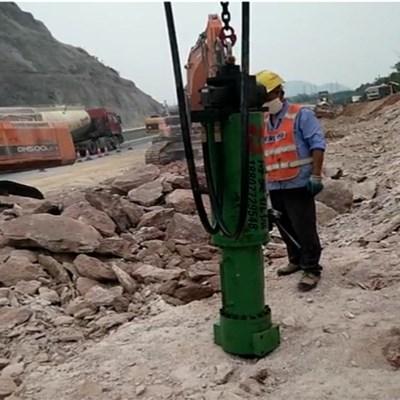 柳州大型岩石分裂机供应厂家