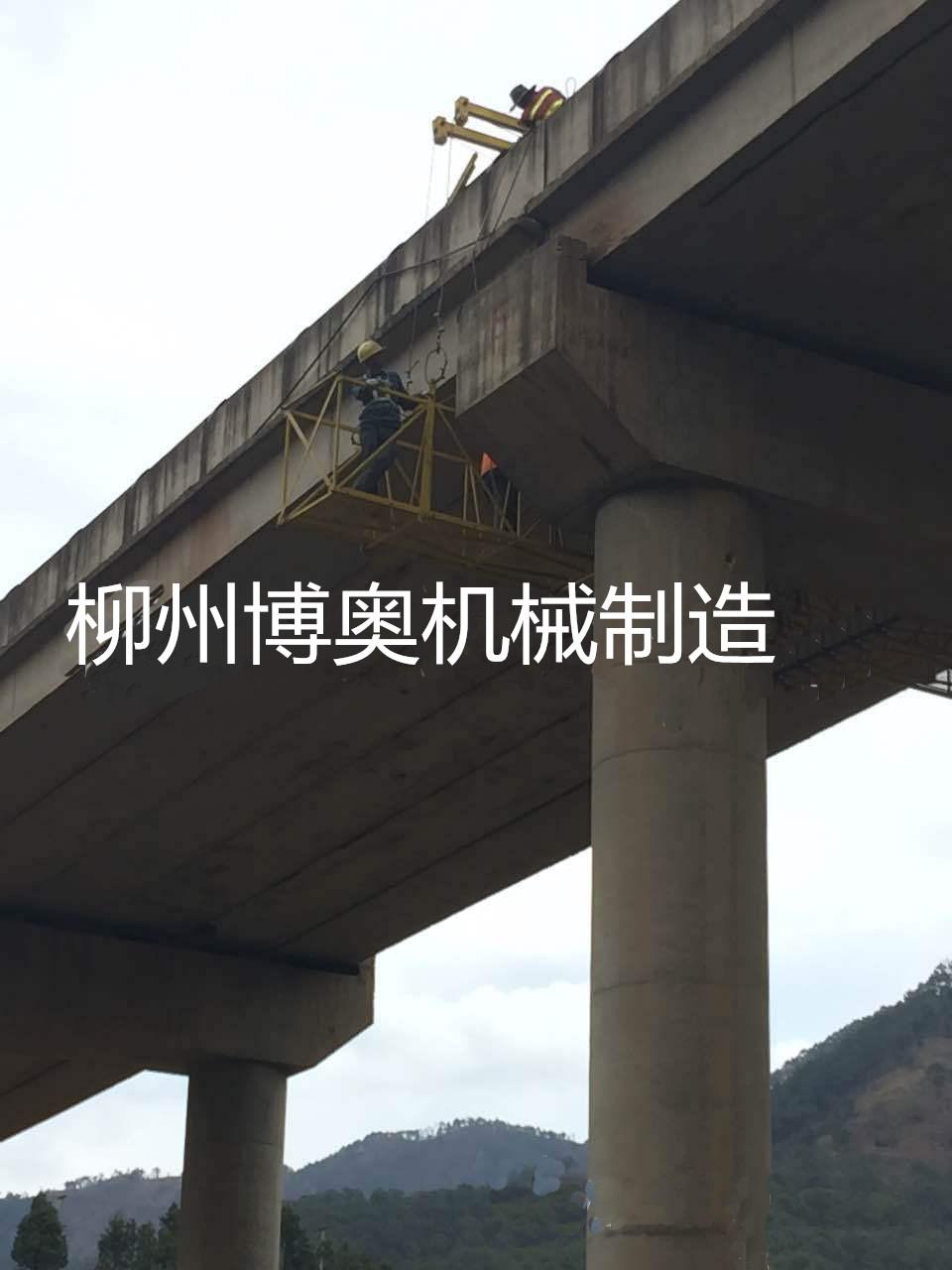 桥梁检修车7