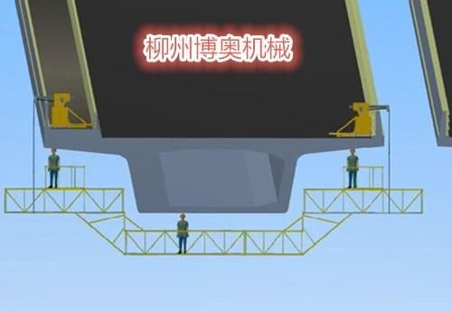 博奥牌桥梁检测车的安全性