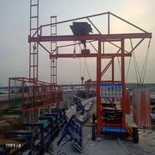 FZQ4M1T桥梁防撞墙模板台车