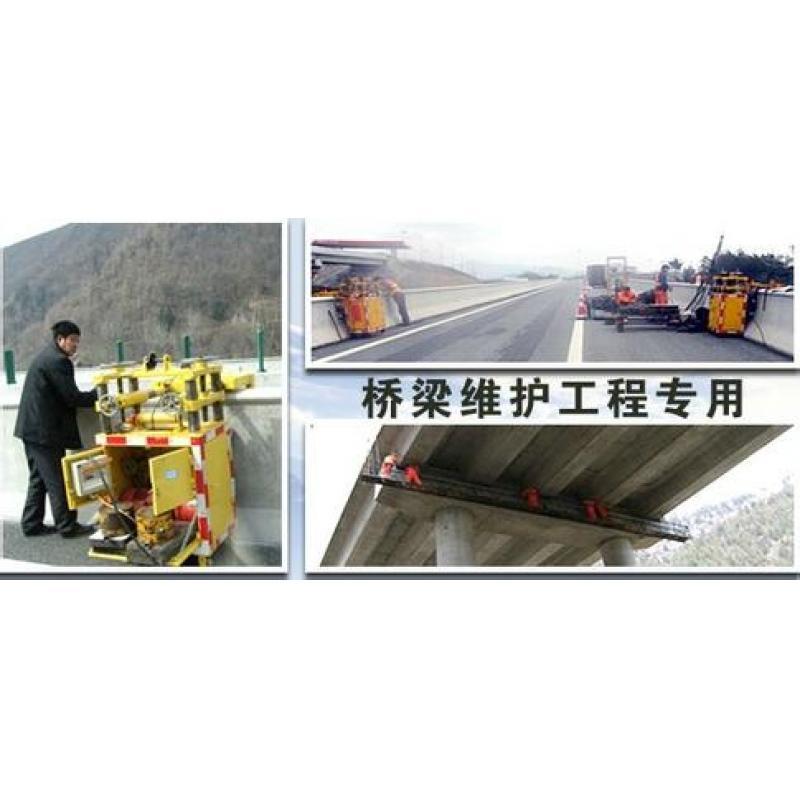 四川绵阳二十米桥梁检测车的实际操作