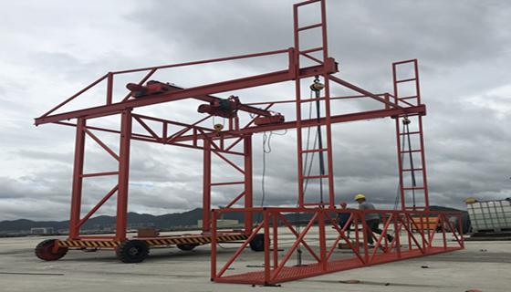防撞墻護欄施工設備