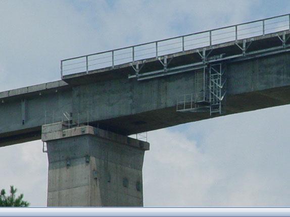 桥梁检测挂篮6