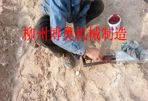 岩石劈裂机简介/价格/日常维护方法