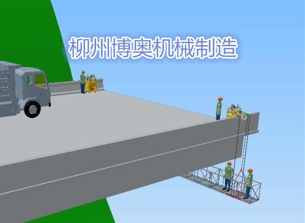 橋梁檢測車車