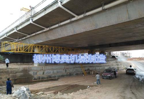 桥梁检测车4
