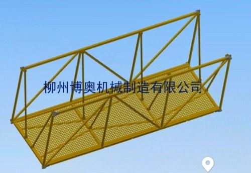 簡易型/新型橋梁檢測車身型簡潔卻大有作為!