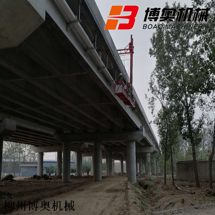 實用的高架橋排水管安裝設備