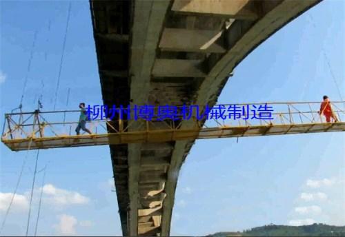 桥梁检测车,为了维护桥梁交通而生