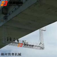 桥底检查小车/钢结构桥梁检查车介绍