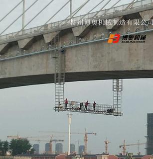 广西优质桥检车桥梁检查车规格
