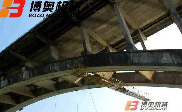 一種安全的橋梁高空作業平臺