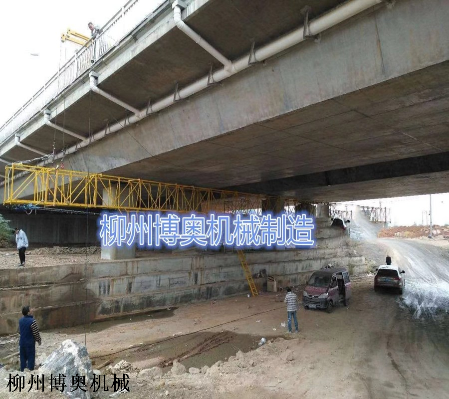 30米定制桥梁检测车