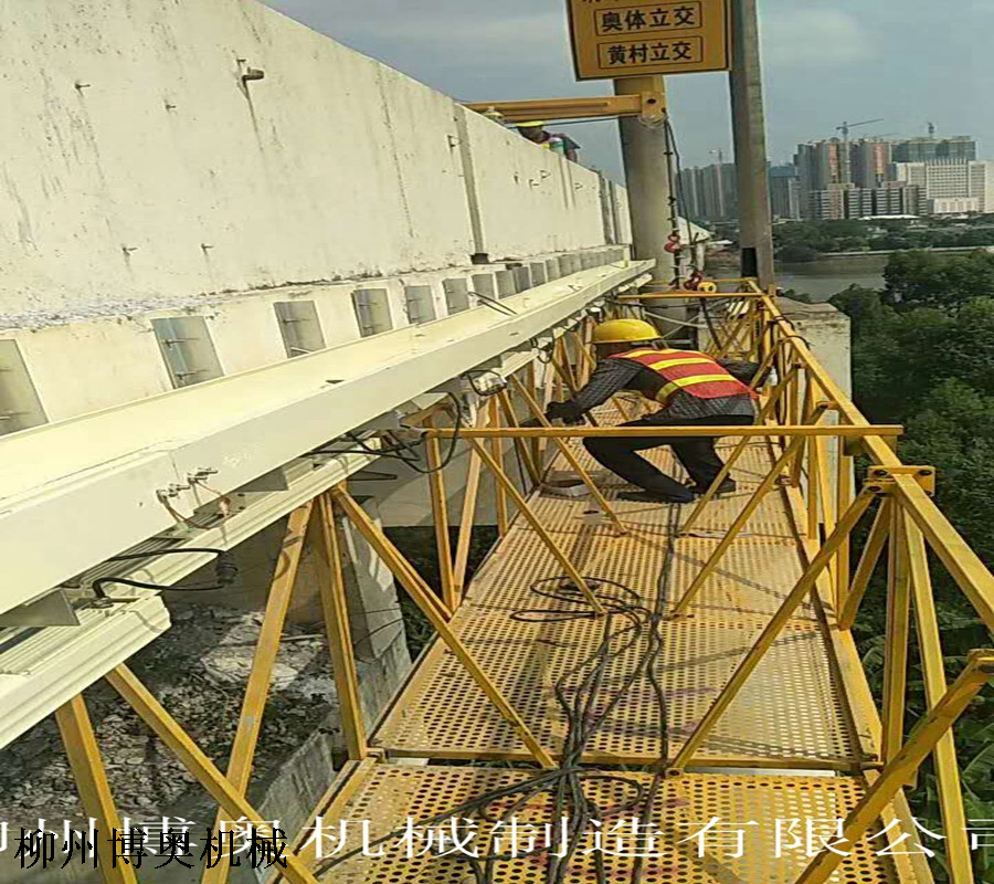 橋梁檢測車參考價格