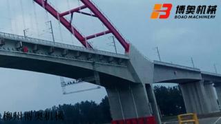 橋梁底部檢查小車定制型號