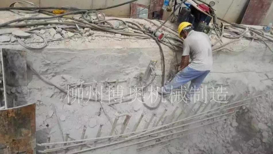 FL80型號鋼筋混凝土水泥破拆劈裂機