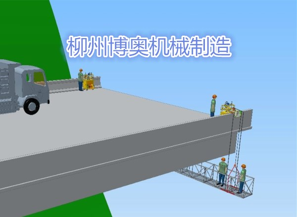 桥梁检测工作迫在眉睫,辅助设备选择新型桥梁检测车