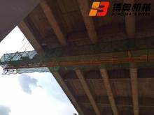18米公路桥梁检测特种作业车