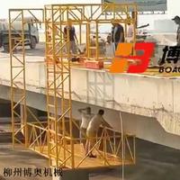 新型桥梁PVC排水管安装设备