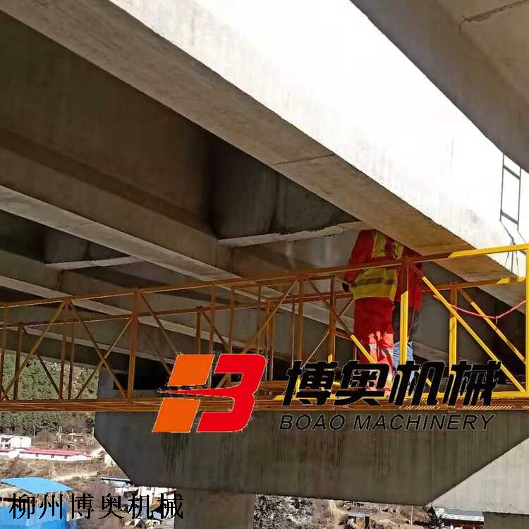橋梁排水管安裝設備工具