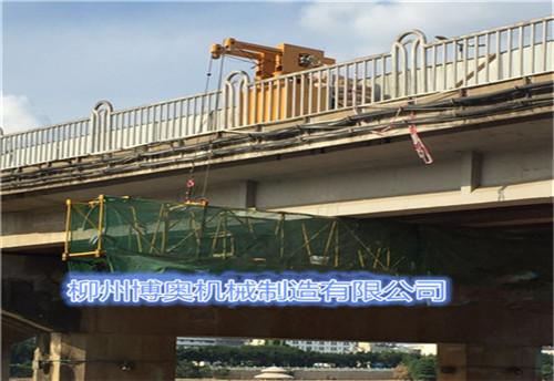 保证桥梁健康的桥梁检测车定制款厂家介绍