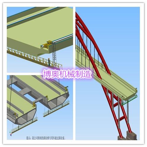 新型桥梁桥梁检车才是未来检测行业的发展趋势